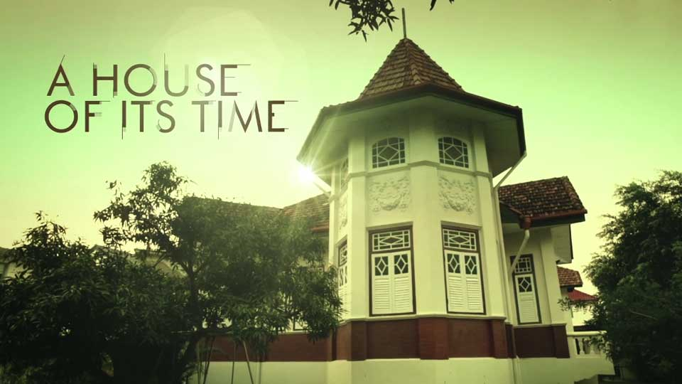 A House Of Its Time
